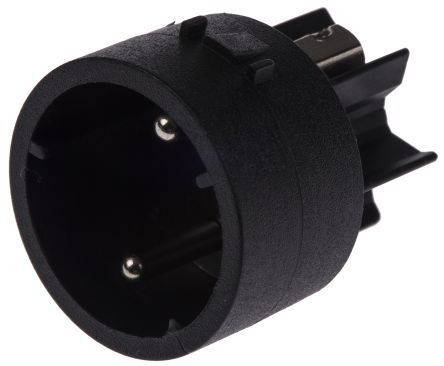 Male Connector Insert 2 Way for use with Mini Buccaneer Connector