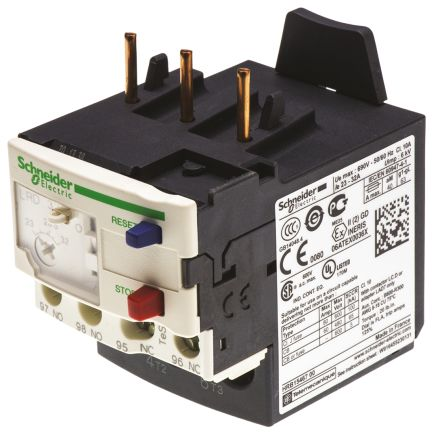 Schneider Electric Thermal Overload Relay NONC 23 32 A 32 A
