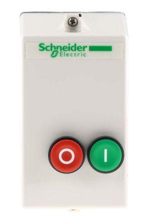 Schneider Electric 4 kW Automatic DOL Starter, 690 V ac, 3 Phase, IP657