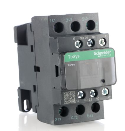 lc1d25bd schneider electric tesys d lc1d 3 pole contactor 3no 25 schneider electric main product