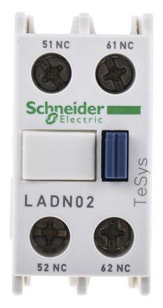 Schneider Electric LADN02 Блок вспомогательных контактов