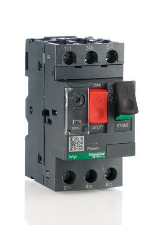 9...14 A Schneider GV2ME16 motor circuit breaker GV2-ME 3 poles 3d