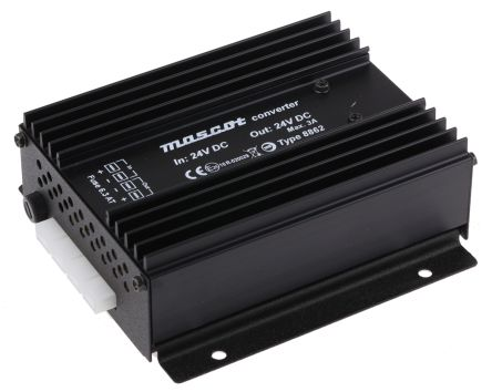 8862000098 Mascot 81w Fixed Installation Car Power Adapter 18