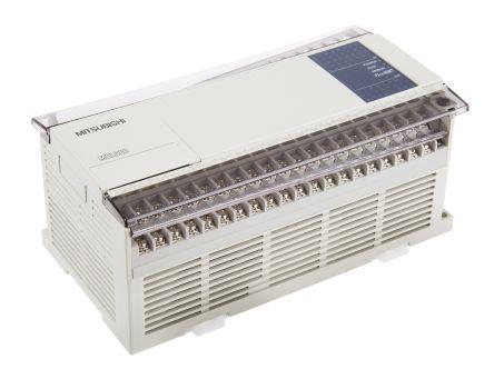 Mitsubishi FX1N PLC CPU Computer Interface, 8000 Steps Program Capacity, 36  (Digital) Inputs, 24 (Transistor) Outputs