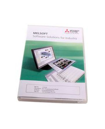 Mitsubishi PLC Programming Software 8 91 for use with FX Series, For  Various Operating Systems