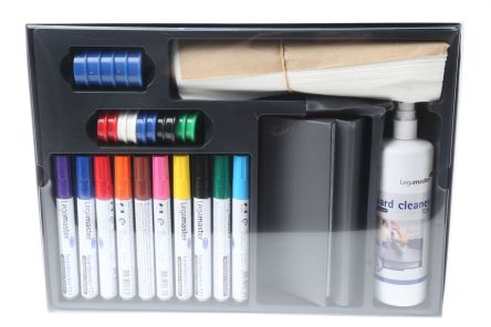 White Board Accessory Set product photo