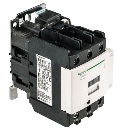 Schneider Electric LC1D95P7 Контактор 95 A