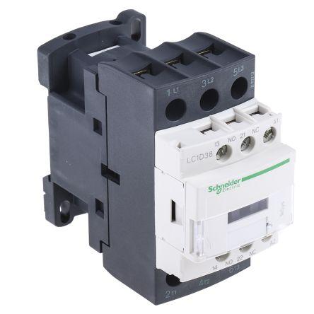 Schneider Electric LC1D38P7 Контактор 38 A