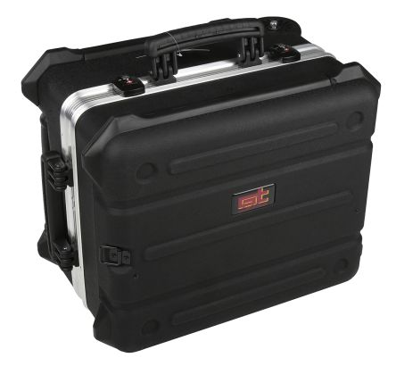 GT Line HDPE Tool Case Wheeled, 470 x 390 x 347mm