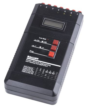 BALLUFF Analogue Tester & Programmer for use with BES Series
