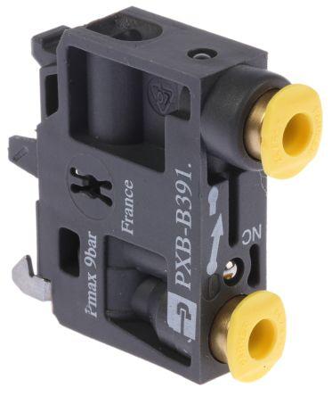 3/2 Pneumatic Manual Control Valve