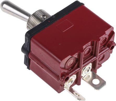 3631NF//2 Apem Switch SPST IP67