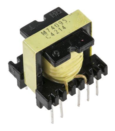1 Output 4 2W Flyback SMPS Transformer, 85 → 265V ac, 7 5 → 15V ac, 2 1mH