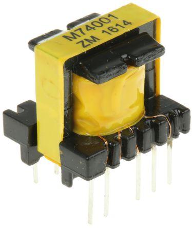 1 Output 4 5 → 6W Flyback SMPS Transformer, 85 → 265V ac, 3 3 → 6V ac