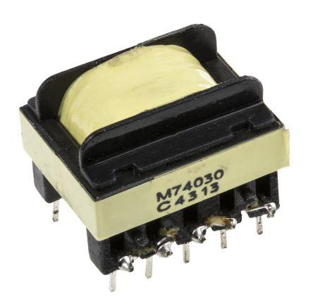 3 Output 15 → 30W Flyback SMPS Transformer, 85 → 265V ac, 3 3 → 7 V ac, 8 →  17 V ac