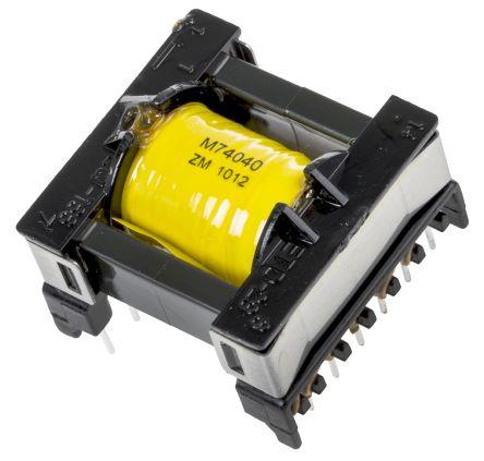 4 Output 35 → 40W Flyback SMPS Transformer, 85 → 265V ac, 3 3 → 7 V ac, 8 →  16 5 V ac