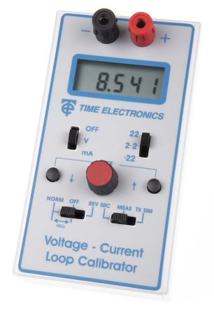 Time Electronic 1048, 70mA Current Loop Calibrator