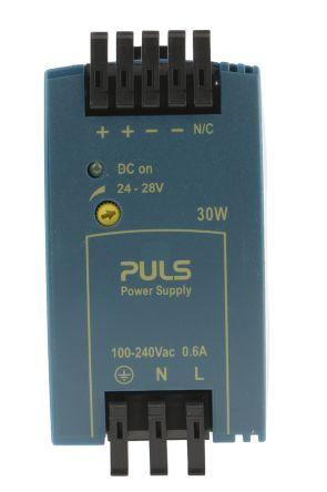 PULS ML30.100 Источник питания для монтажа на панель и DIN-рейку