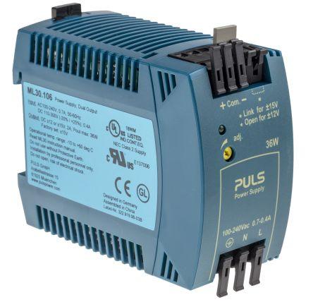 PULS ML30.106 Источник питания для монтажа на панель и DIN-рейку