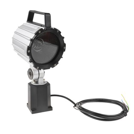 RS PRO Halogen Machine Light, 230 V, 55 W, Fixed Arm, Short
