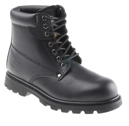 8e84667d03d Dickies Cleveland Steel Toe Safety Boots, UK 6, Resistant To Heat, Oil  Anti-Slip No