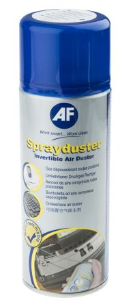 AF Products SDU125D/12 Invertible Sprayduster Air Duster, 125 ml