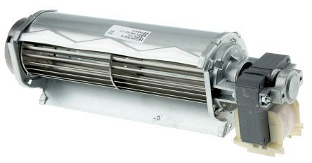 Tangential Blower 79 x 265 x 71mm; 125m3/h; 230 V ac (55442 Series)