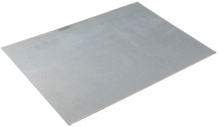 RS PRO Adhesive Steel Soundproofing Sheet, 297mm x 210mm