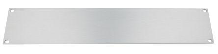White Aluminium Panel : Fp na rs pro inch front panel u unpainted aluminium