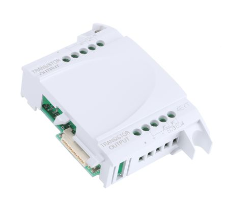 Alpha 2 Expansion Module, 24 V dc, 4 x Output Without Display product photo