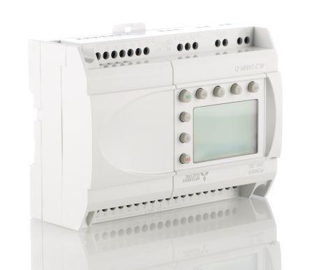 Alpha 2 Logic Module, 24 V dc, 15 x Input, 9 x Output With Display product photo