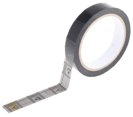 Polyprop adhesive grid tape,34mx18mm