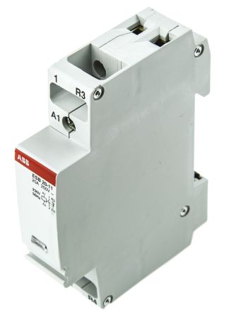 System M Pro ESB 2 Pole Contactor, NO/NC, 20 A, 4 kW, 230 V ac Coil