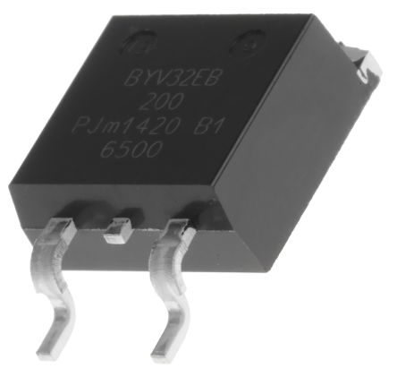 WeEn Semiconductors Co., Ltd BYV32EB-200,118 Диод