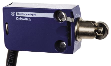 IP66, IP67, IP68 Snap Action Limit Switch Plunger Zinc Alloy, NO/NC, 240V