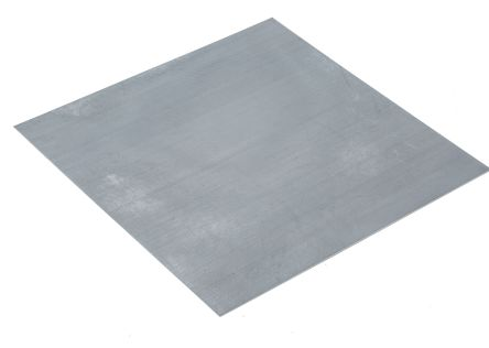 Magnetic Perforated Steel Sheet, 1mm Hole, 500mm x 500mm x 0.7mm