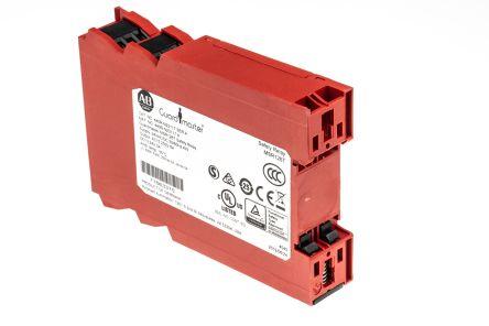 F4475587 02 440r n23117 minotaur msr126t safety relay, single channel, 24 v msr127t wiring diagram at bayanpartner.co