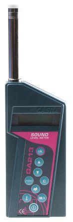 Castle GA 213 Sound Level Meter 20kHz 35 → 140 dB