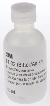 Bitter Testing Solution Containing Fit Test solution 55ml bottle (bitter)