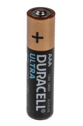 Duracell Ultra Power Alkaline AAA Batteries 1.5V -8