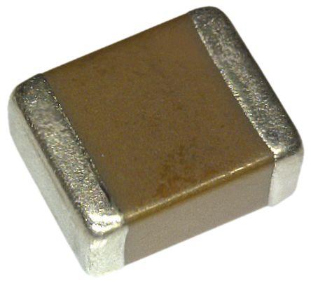 KEMET 1210 (3225M) 39nF Multilayer Ceramic Capacitor MLCC 200V dc ±5% SMD C1210C393J2GACAUTO
