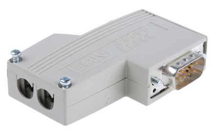 ERbic Profibus Series 9 Way Right Angle Male/Female Screw Terminal D-sub Connector product photo