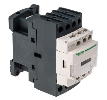 Lc1k09008p7 Schneider Electric Tesys K Lc1k 4 Pole Contactor 2no