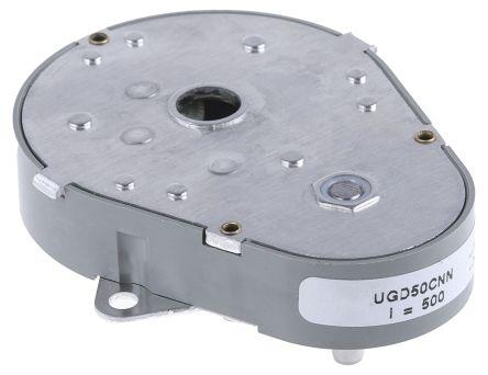 Johnson Electric Ovoid Gearbox, 500:1 Gear Ratio, 50 Ncm Maximum Torque