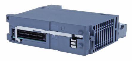 Mitsubishi MELSEC Q PLC I/O Module 16 Inputs, 24 V dc, 98 x 27.4 x