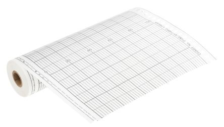 P100L/7400G Paper for use with ABB Strip Chart Recorder