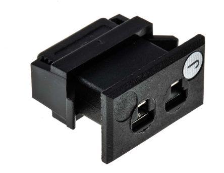 RS Pro Miniatur-Panel-Buchsensteckverbinder J für Thermoelement Typ ...