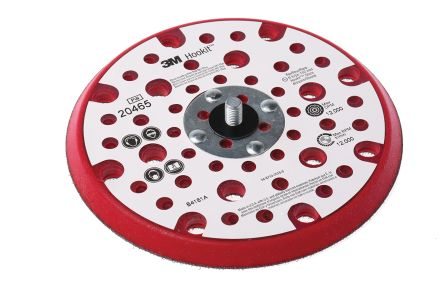 3M Hookit Backing Pad for 150mm Disc