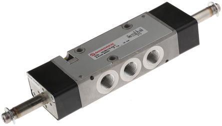5/2 Pneumatic Control Valve Solenoid/Pilot G 1/4 61 Series product photo
