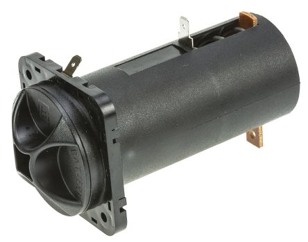 Bulgin D Battery Holder, Solder Tag Contact